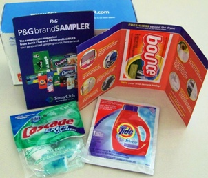 FREE Procter & Gamble Samples