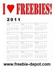 FREE Calendat