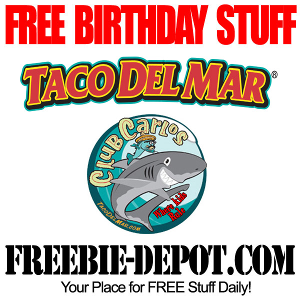 Free Birthday Kid Meal Taco