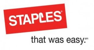 Free School Supplies @ Staples