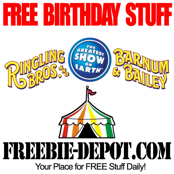 Free Birthday Circus
