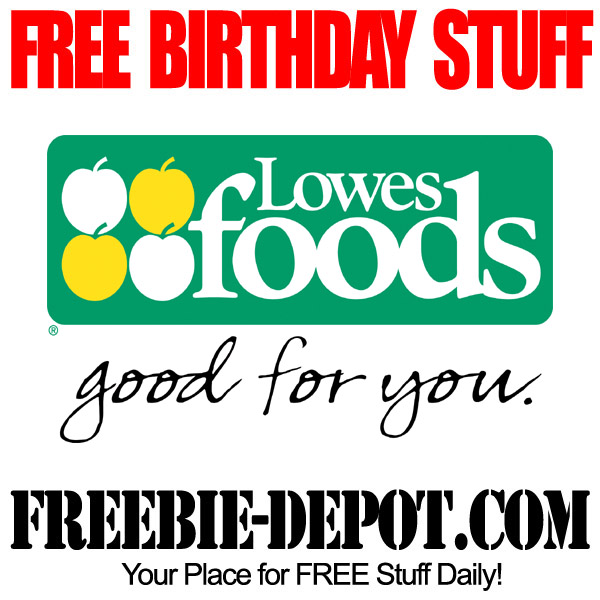 Free Birthday Kids Stuff