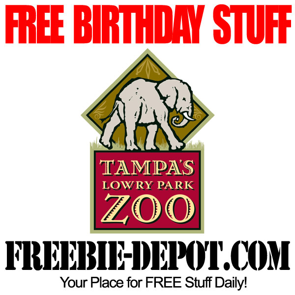 Free Birthday Zoo
