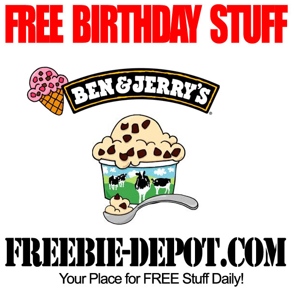 Free BDay Ice Cream