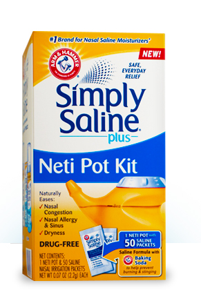 Free Neti Pot