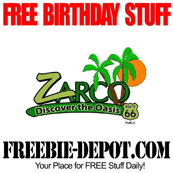 Free Birthday Zarco