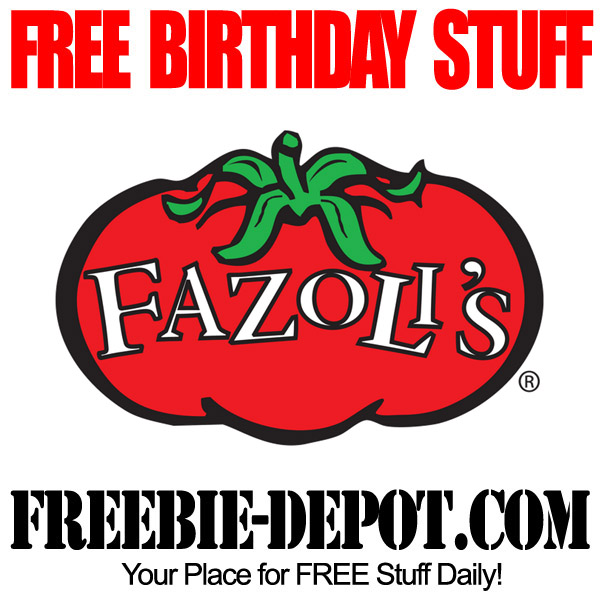Free Dessert on your Birthday at Fazoli's
