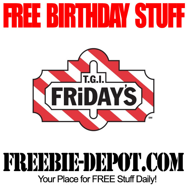 Free Birthday Fridays