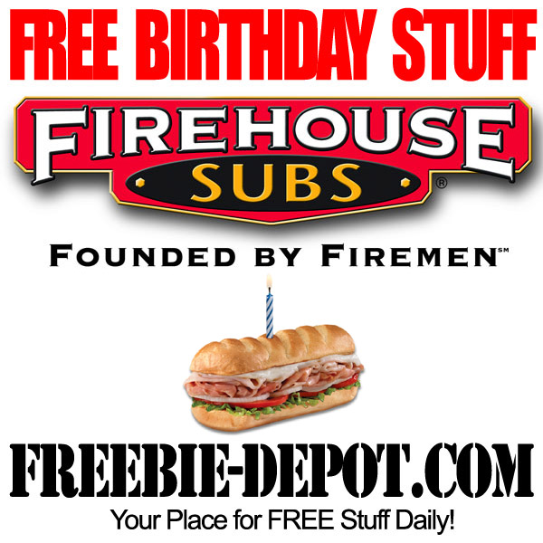 Free Birthday Sub Sandwich