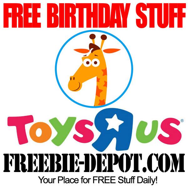 Free Birthday Toys