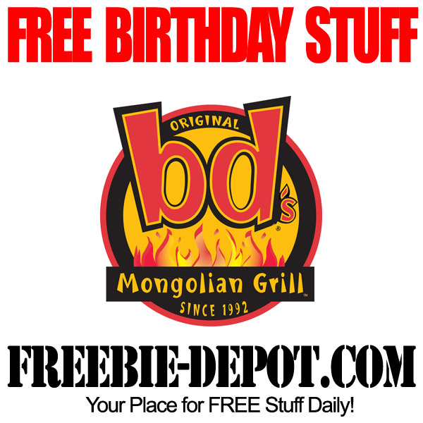 Free Birthday bds Mongolian