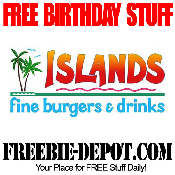 Free Birthday Kona Pie