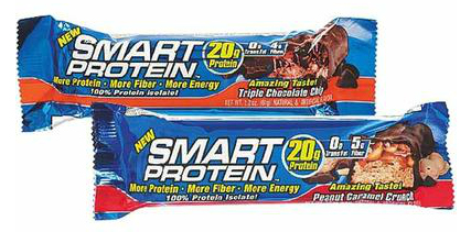 Free After Rebate Protein Bars