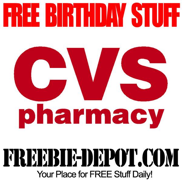 birthday freebie  u2013 cvs