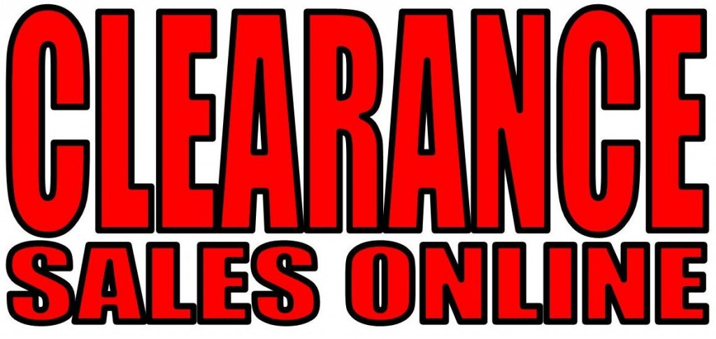 CLEARANCE SALES ONLINE – Clearance Deals, Clearance Items ...