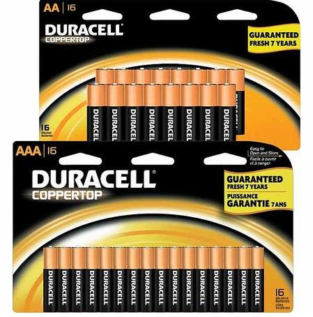 Free After Rebate Batteries