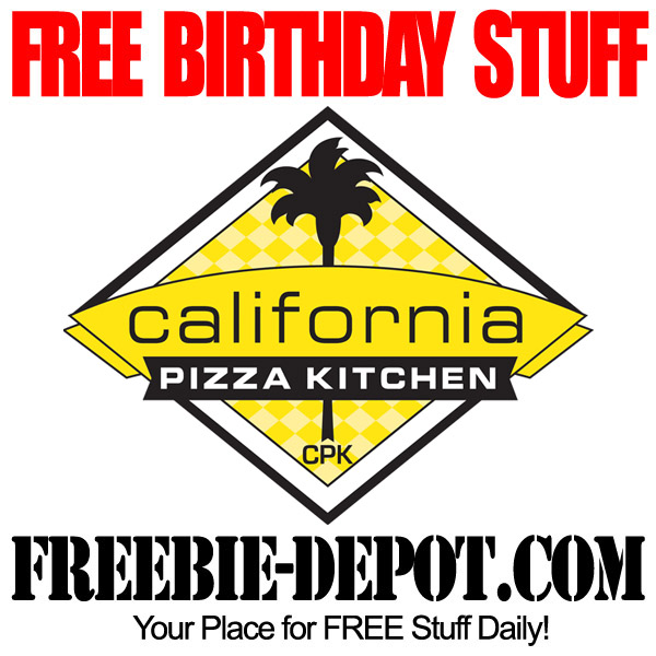 Free Birthday Pizza