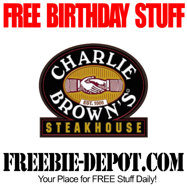Free Birthday Charlie Brown