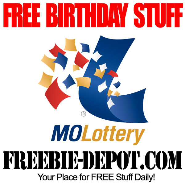 Free Birthday Lottery Ticket
