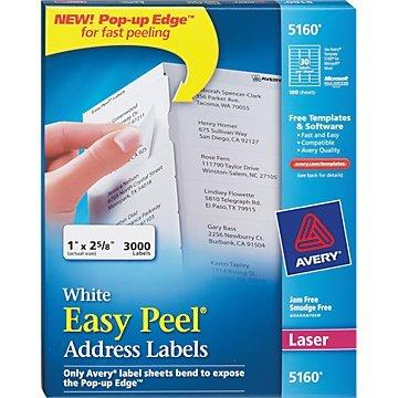 Free After Rebate Address Labels