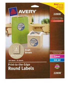 Free After Rebate Business Labels