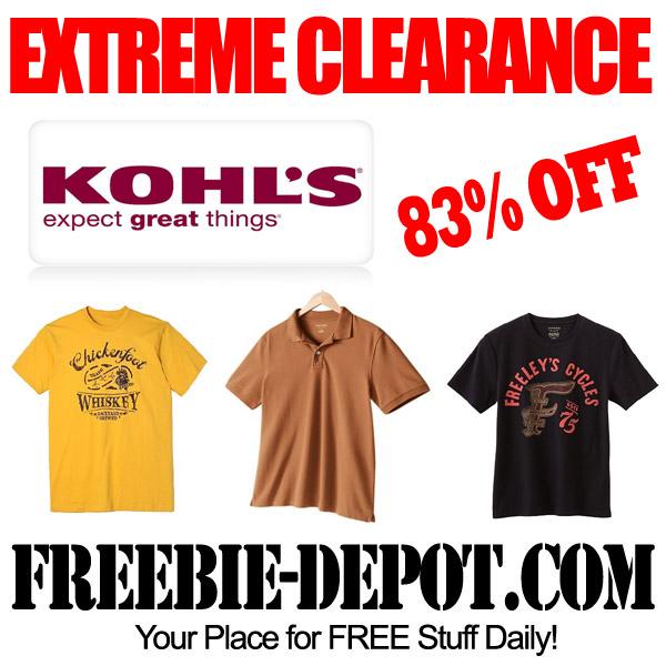 Extreme Clearance Kohls Shirts