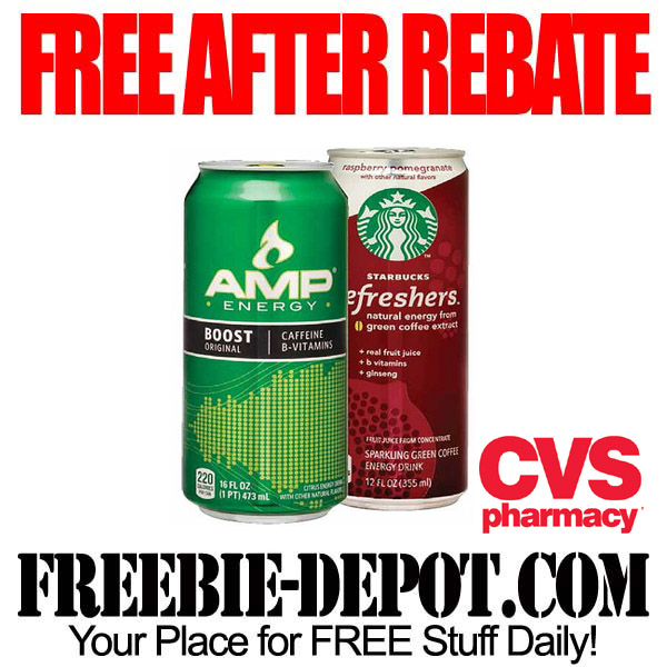 Free After Rebate Energy Drinks