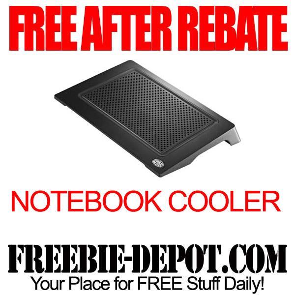 Free After Rebate Laptop Cooler