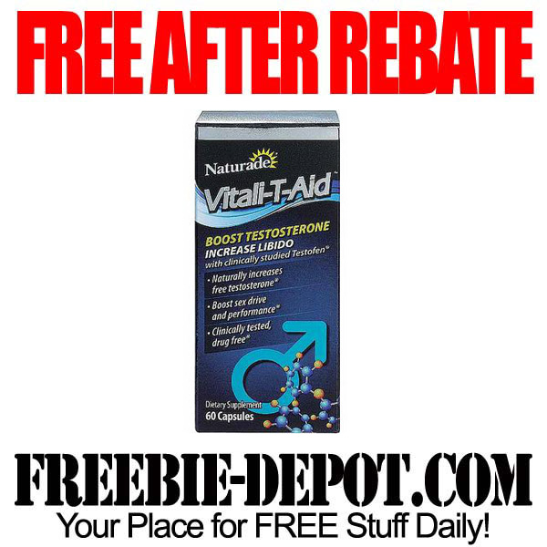Free After Rebate Supplement