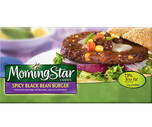 Free After Rebate Veggie Burgers