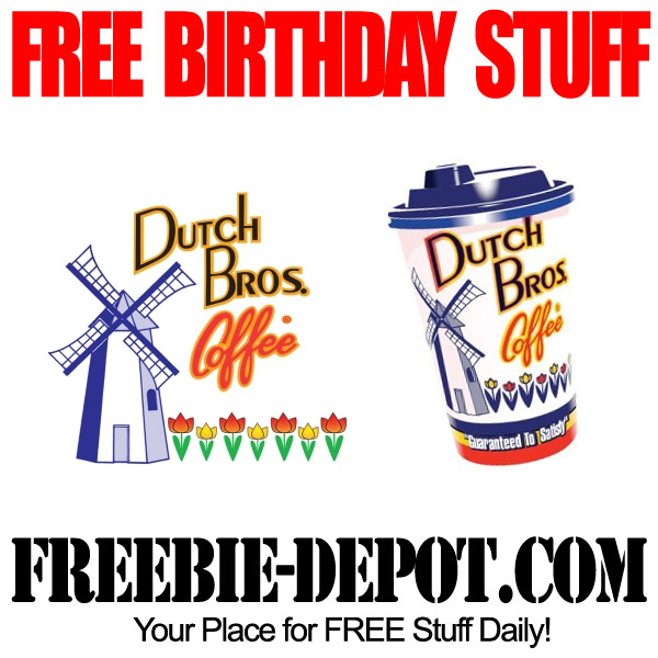 Free Birthday Coffee