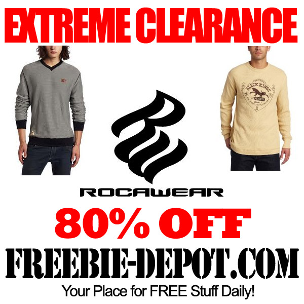 Extreme Clearance Rocawear 80% OFF