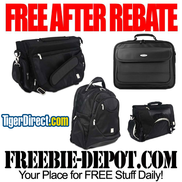Free After Rebate Brief Case