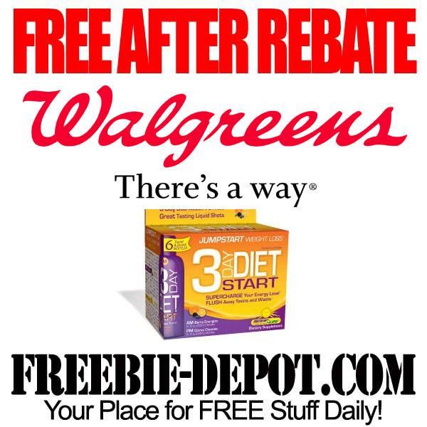Free After Rebate Diet Supplement