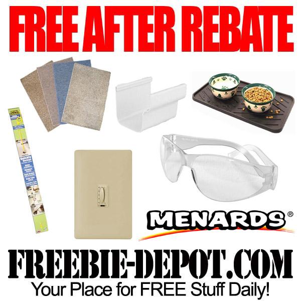 Free After Rebate Hardware