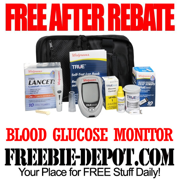 Free After Rebate Monitor