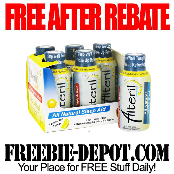 Free After Rebate Sleep Aid