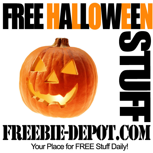 Free Halloween Stuff 2012