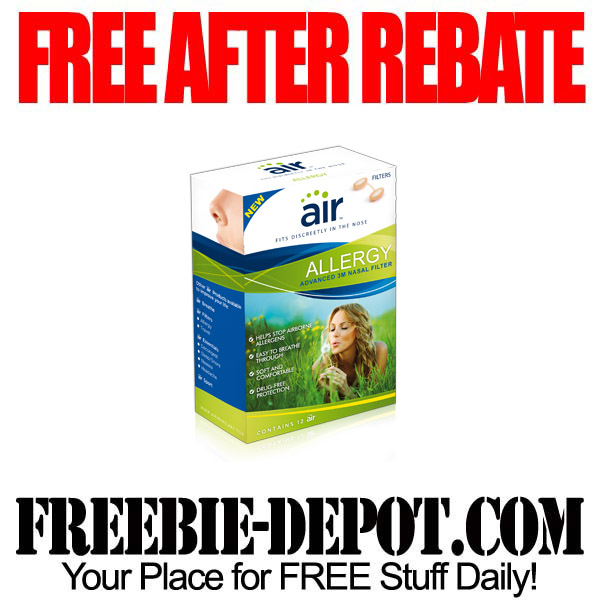 Free After Rebate Allergy Medicine