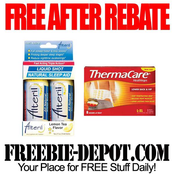 Free After Rebate CVS