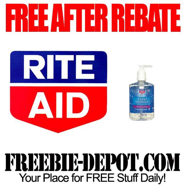 FREE After Rebate Hand Sanitizer