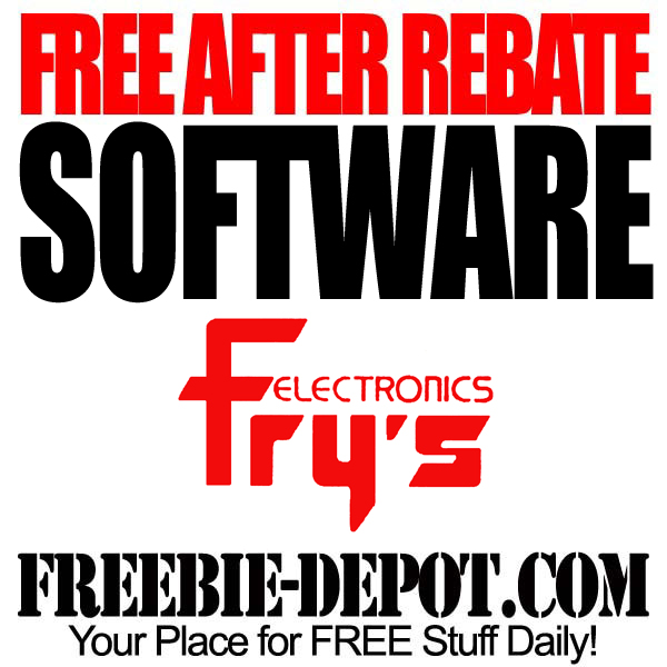 Free After Rebate Software
