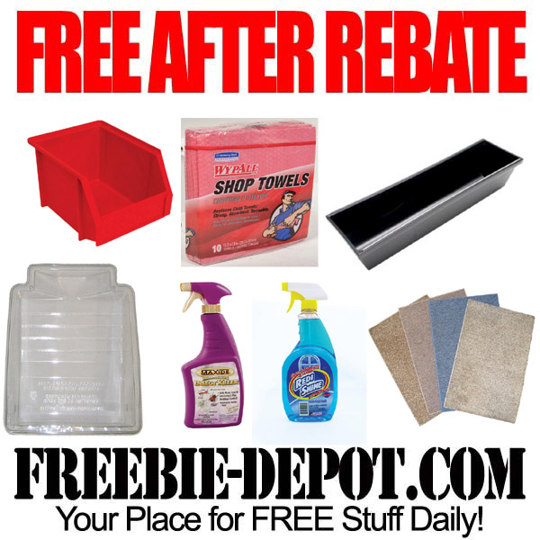 Free After Rebate USA Products