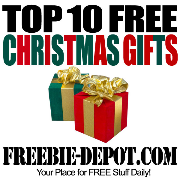 FREE Christmas Gifts