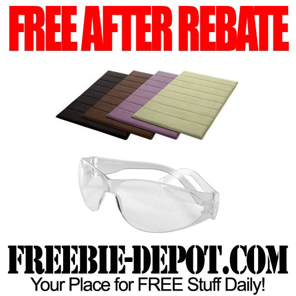 Free After Rebate Bath Mat