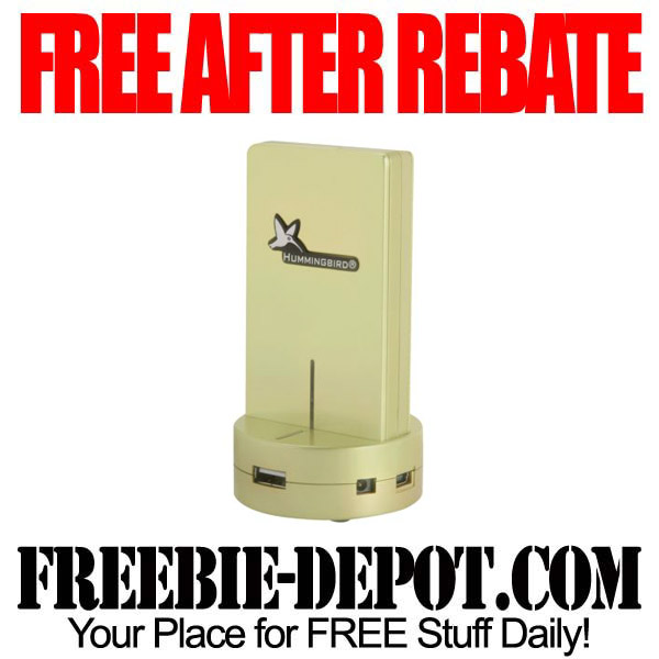 Free After Rebate Card Reader