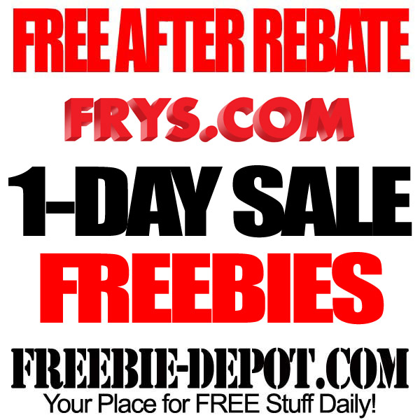 Free After Rebate Frys