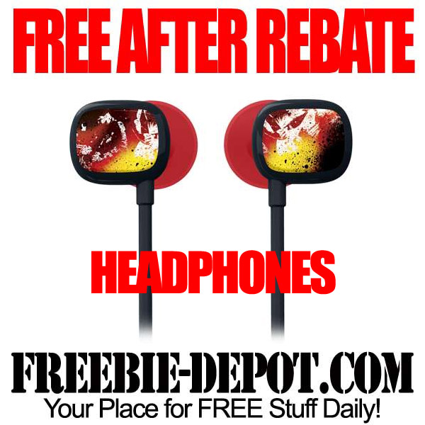 Free After Rebate Headphones