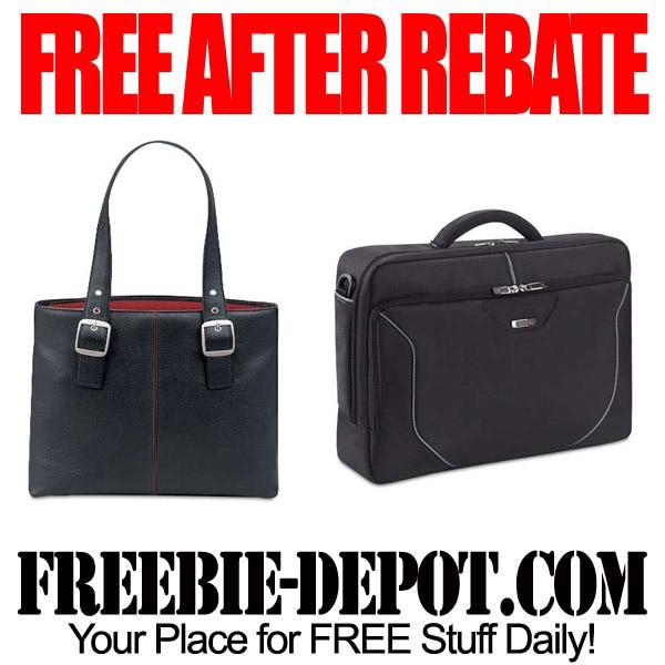 Free After Rebate Tote