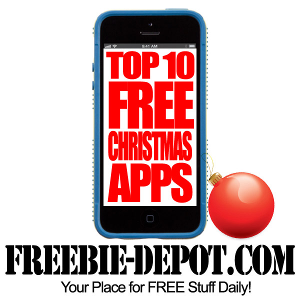 Free Christmas Apps for iPhone